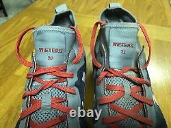 Matt Wieters Washington Nationals Game Used Players Weekend Cleats Cardinals MLB