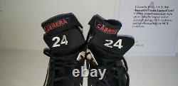 Miguel Cabrera Dontrelle Willis 2009 Detroit Tigers Game Used Cleats Rare 1/1