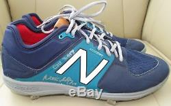 Mitch Haniger 2017 Seattle Mariners Game Used & Autographed Cleats
