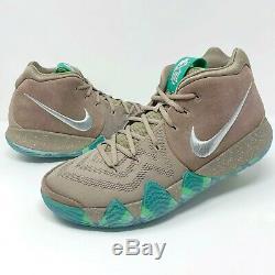 Nike Kyrie 4 PE Player Exclusive Promo Sample Boston Celtics game used worn