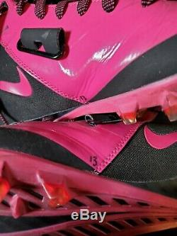 Oregon Ducks Game Used Worn BCA Jersey and Cleats
