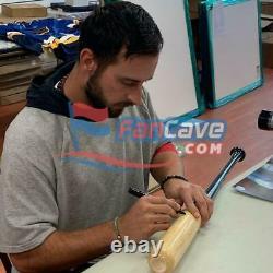 Paul DeJong St Louis Cardinals Autographed Game Used New Balance Cleats
