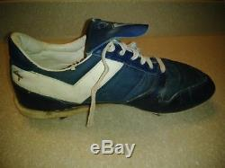 Paul Molitor Game Used Autographed Cleats/Spikes MIlwaukee Brewers HOF