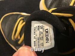 Pittsburgh Pirates Jose Tabata Nike Game Used Cleats 2012