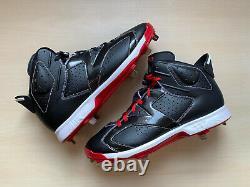 Promo Sample PE Nike Air Jordan VI 6 Gio González GAME WORN Baseball Cleat RARE