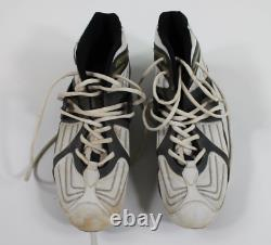 Ray Lewis game worn used cleats! RARE! Guaranteed Authentic