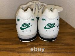 Rich Goose Gossage Oakland A's Athletics Game Used Cleats Signed Auto Nike Air
