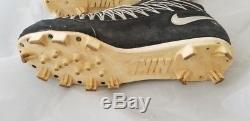 Roberto Alomar autographed game used cleats