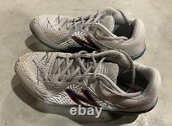 Ronald Acuna Jr. Atlanta Braves Game Used Cleats 2020 Playoffs Signed LOA