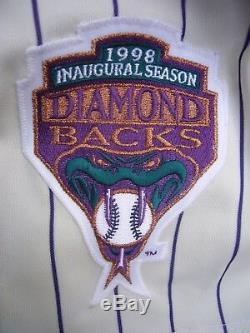 Russell Luis Gonzalez Arizona Diamondbacks Game Used Jersey Cleats Gloves vtg