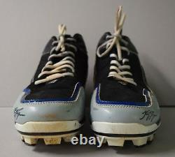 Ryan Braun Signed Auto Autograph 2012 Game Used Cleats Psa/dna+player Loa