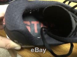 Stephen Strasburg Washington Nationals Game Used Nike Cleats World Series MLB