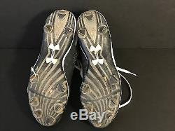 Tim Anderson Chicago White Sox Signed 2016 Game Used Cleats AB