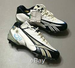 Vince Young #10 Game Used 2008 Season Reebok NFL Cleats Size 13 PE SAMPLE Signed